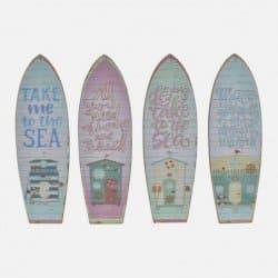 Tableau Planche De Surf...
