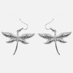 Paire De Boucles D'oreilles Libellule