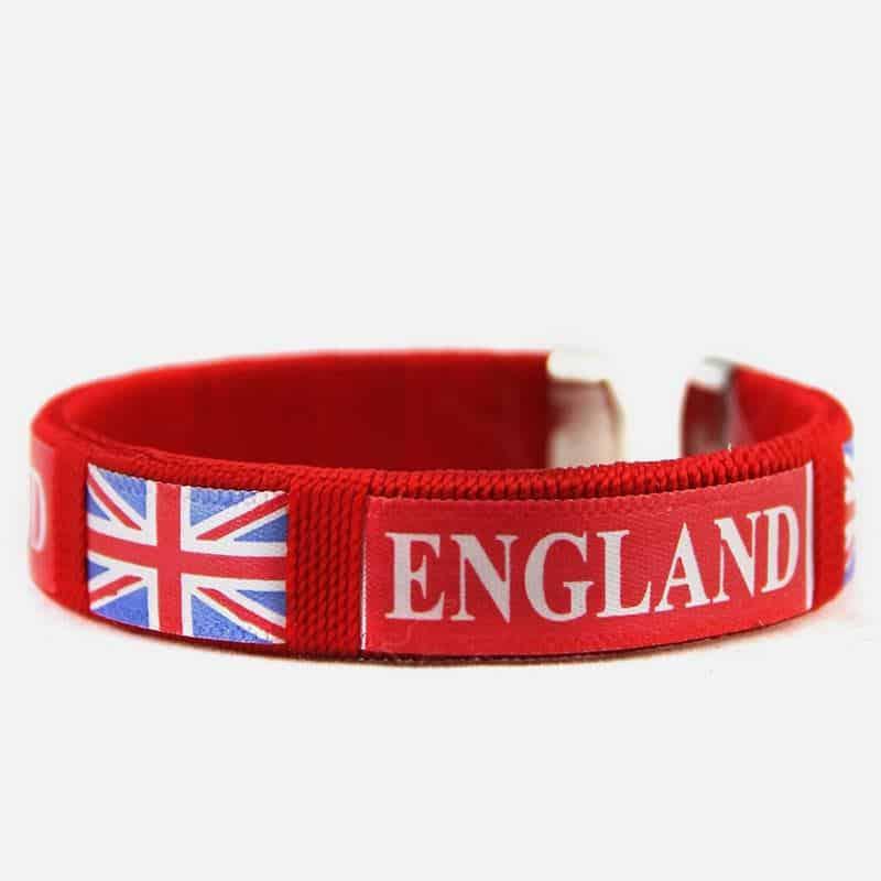 [Coupe Du Monde] Bracelets Angleterre