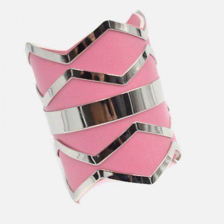 Bracelet Manchette Losange