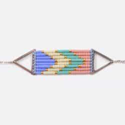 Bracelet Acier Inoxydable Mutiples Perles