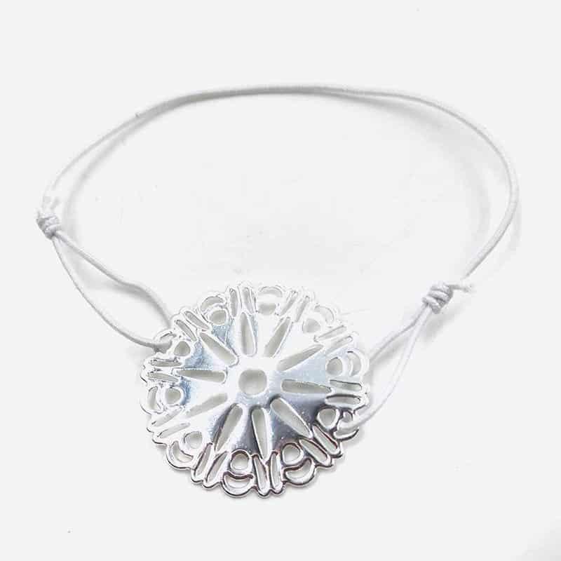 Bracelets Elastique Filigrane Rosace