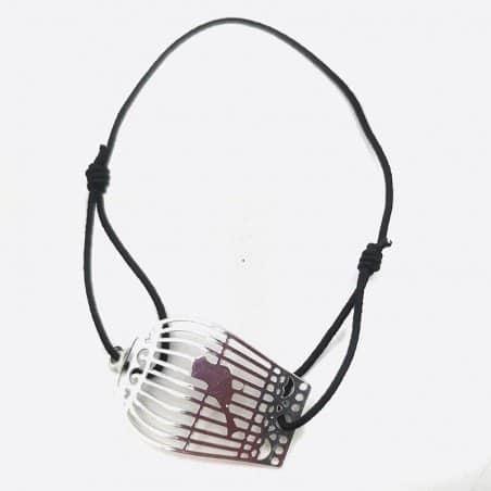 Bracelets Elastique Filigrane Cage Doiseaux