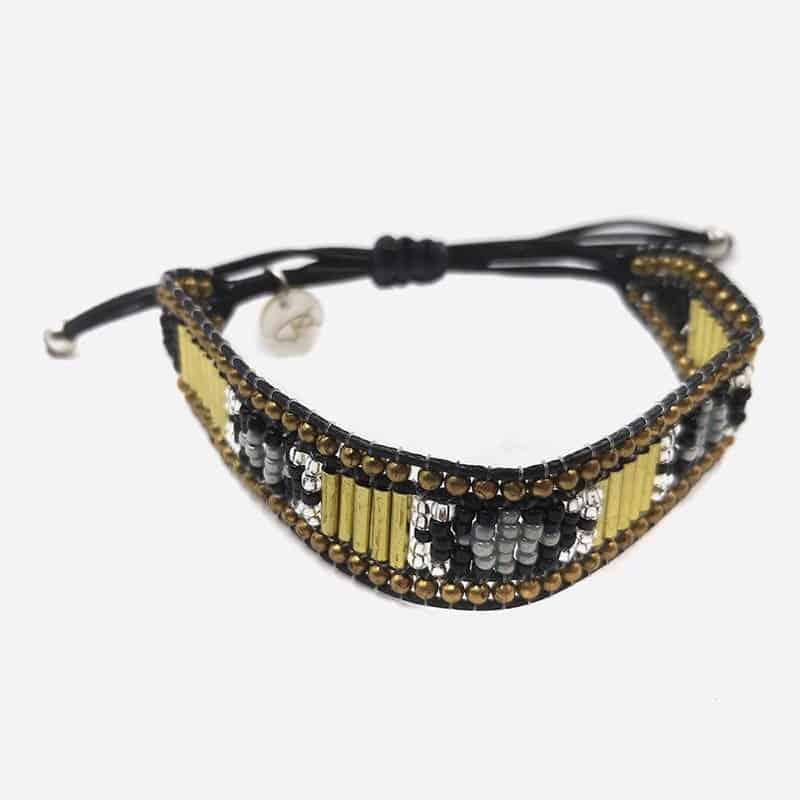 Bracelets Réglable Bande De Perles