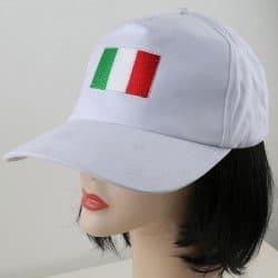 Casquette Italie