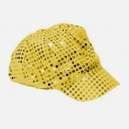 Chapeau forme borsalino paille synthétique argent ch014