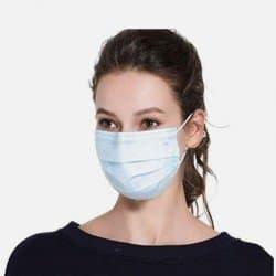 Masque En Tissu 100% Coton Bio