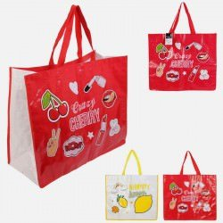 Sac Shopping Fruits 50 X 22 X 42 Cm