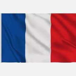 Drapeau France 90 cm x 150 cm