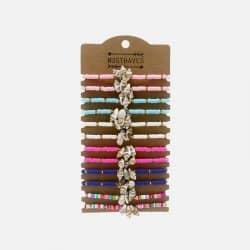 Pack de 12 Bracelet Perles...