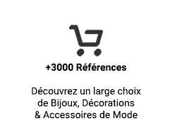 +3000 Références