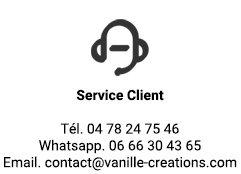 Service Client, Téléphone : 04 78 24 75 46
